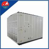 Unidad de calefacción modular industrial de la velocidad doble de la serie de HTFC-45AK