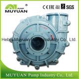 Pompe centrifuge lourde de traitement minéral Sluge
