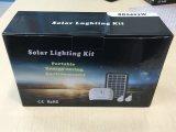 Potencia de la tienda Batería de litio Mini sistema de iluminación solar