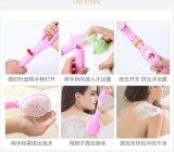 Nuevo diseño de masaje spa cepillo de baño de limpieza