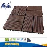 Плитки Floorig Decking DIY составные блокируя
