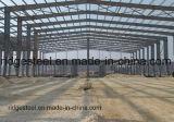 Construction légère de structure métallique pour l'entrepôt et l'atelier