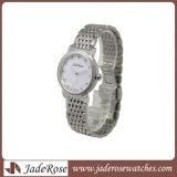 Luxuxquarz-Frauen-Uhr-Entwerfer-leuchtende Frauen-Armbanduhrrhinestone-Dame-Uhr