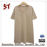 Signal Quality Simple Men/Women Shorts Sleeve Tee-shirt