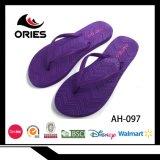 Estilo sencillo PE de alta calidad de la Flip Flop zapatillas