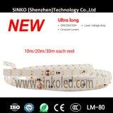 Intense bande flexible du luminosité 20mrgb SMD5050 DC24V DEL de longue vie