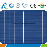 156.75*156.75мм Diamond провод полимерных солнечных батарей с 5BB