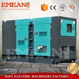 Zwei der Garantie-300kVA leisen Jahre des Typ-Dieselgenerator-Set
