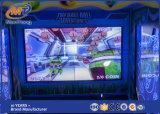 Het ontspruiten van de Machine van de Arcade van de Afkoop van de Machine van het Balspel voor Machine van het Videospelletje van het Pretpark de Muntstuk In werking gestelde