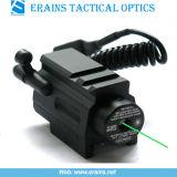 소형 마운트에 의하여 통합되는 전술상 권총 녹색 Laser 광경 (ES-RQ-EXS)