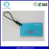13.56MHz 수동적인 아BS RFID Keyfob