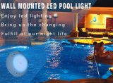 luz de la piscina del acero inoxidable 42watt LED