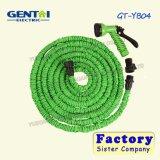 좋은 Quanlity 조정가능한 튼튼한 고압 정원 물 호스 권선