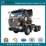 Camion del trattore di HOWO-A7 371HP 6X4