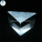 Оптическое стекло правого угла призмы (BK7 и предохранителями кремния, IR Crystal Reports, Znse, сапфир, CaF2)