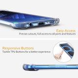 SamsungギャラクシーS8箱のための保護アクリルの装甲電話箱