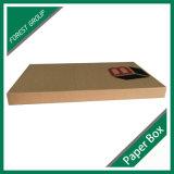 Caixa lisa Ecofriendly do encarregado do envio da correspondência para DVD e embalagem do livro