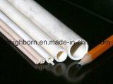 Tubo de cerámica de la protección del tubo Al2O3 del alúmina de Furnance
