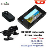New IP67 fill HD1080p 2.7inch screen Motorcycle DVR