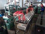 Manguito acanalado del gas del acero inoxidable que hace la máquina