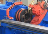 Cnc-heiße Spinnmaschine für Zylinder Verengung-in und das Schließen