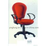 Cadeiras do visitante do escritório da tela do giro com rodas (D014)