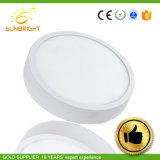 Ce RoHS утвердил светодиодная лампа теплого белого света на потолке для установки на поверхность
