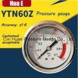 La pompe à eau Sylphon compteur de pression