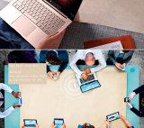 La memoria grande WiFi del Wi-Gato sin hilos de la huella digital conecta el Wi-Disco