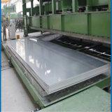 Alta precisión, 6061-T651 ultra plana de la placa de aluminio/hoja