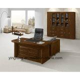 Forniture di ufficio esecutive di legno moderne della Tabella della sporgenza (YF-2038)