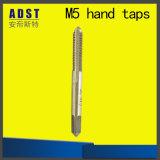 HSS M5-M24 DIN 371 나선형 플루트 나사 기계 꼭지