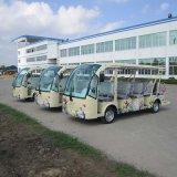 Bus facente un giro turistico elettrico di Seater del certificato 14 del CE da vendere (DN-14)
