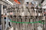 Triblock karbonisierte alkoholfreies Getränk Rinser Einfüllstutzen-Mützenmacher-Maschine