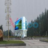 Im Freienbekanntmachen P4 farbenreicher IP65 LED-Bildschirm