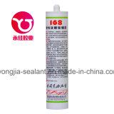 Уксусный силиконовый герметик для образцов для большого пластинчатого стекла (HX-168)