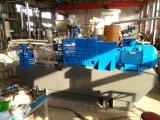 Nieuwe Extruder van de Schroef van de Stijl Tweeling tsx-65