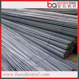 Barras de acero deformidas laminadas en caliente