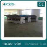Qingdao avec préchauffent la machine de bordure foncée de fonction