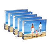 Kundenspezifische Größen-magnetischer Foto-acrylsauerrahmen