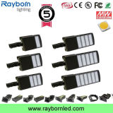 China Manufacturer outdoor barrier Parking Lights 300W LED Shoebox Light