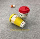 Кофейная чашка Tableware волокна УПРАВЛЕНИЕ ПО САНИТАРНОМУ НАДЗОРУ ЗА КАЧЕСТВОМ ПИЩЕВЫХ ПРОДУКТОВ И МЕДИКАМЕНТОВ Approved Bamboo/кружка (YK-CP10122)