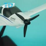 Harz-Modell der hellen Flugzeug-Da-40