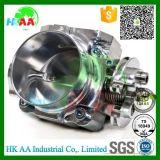 OEM de alto rendimiento Cuerpo del acelerador, el adaptador del cuerpo del estrangulador aluminio mecanizado CNC