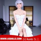 Cer-Bescheinigung-Agens wünschte 148cm reale das Geschlechts-Puppe
