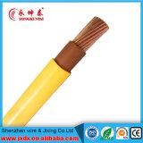 Fio elétrico/elétrico de tampa de PVC para a carcaça e a construção
