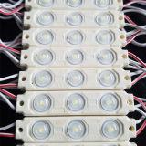 Las cartas de la muestra del canal de China se encendieron con 1.08W LED Moduels