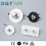 Ajustable 10W / 20W / 30W COB Spotlight LED con Ce, SAA, RoHS (MQ-7038)
