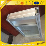 Подгонянная алюминиевая панель стены профиля перегородки для алюминиевого окна