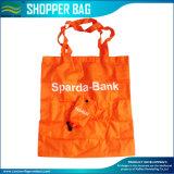Рекламные Custom многоразовые складные Shopper мешки (M-NF05F09224)